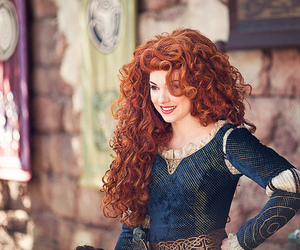 brave, characters, and disney image