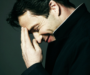 James Purefoy and the following image