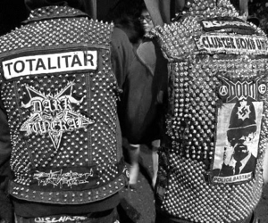crust, punk, and spike image