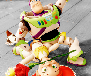 toy story, buzz lightyear, and disney image