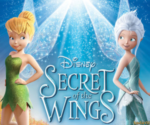 tinkerbell, disney, and Fairies image