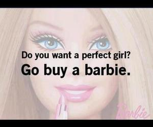 barbie, quote, and true image