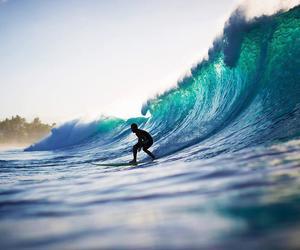 Aloha, beach, and boy image