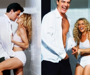 sex and the city, Carrie Bradshaw, and celebrity image