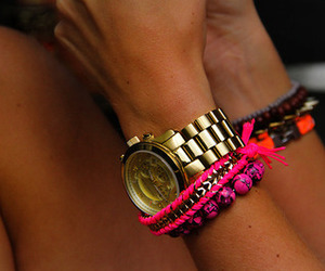 arm candy, bracelet, and girl image