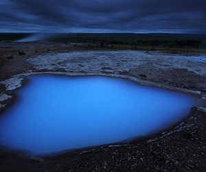 blue, nature, and photography image