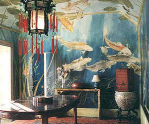 asian, chinese, and decor image