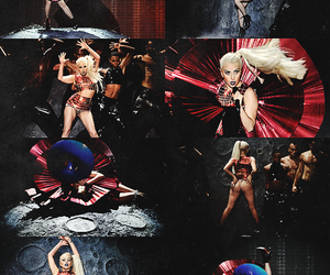 Lady gaga, live, and marry the night image