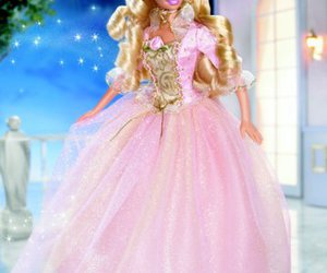 barbie, crown, and cute image