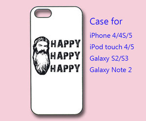 duck dynasty, samsung galaxy s3 case, and happy image