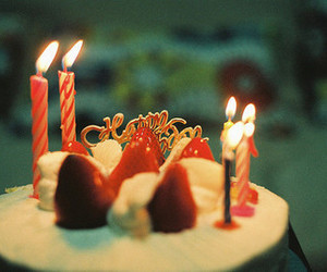 light, vintage, and cake image