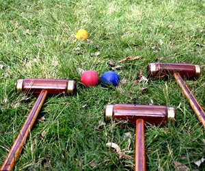 croquet, game, and park image
