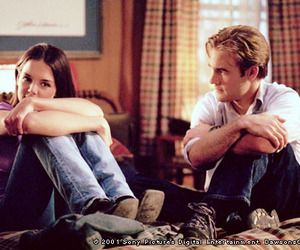 dawson, dawsons creek, and Katie Holmes image