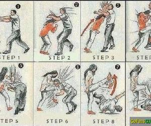 headbutt, rapists, and kick image