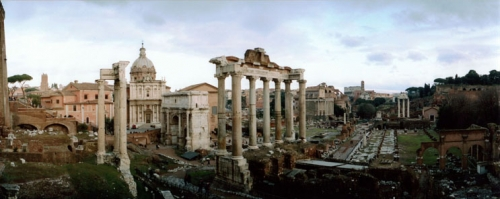 forum romanum, lomo, and rome image