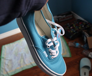 vans, cute, and shoes image