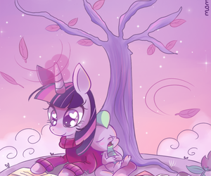 MLP, my little pony, and spike image