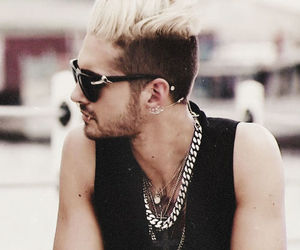 bill kaulitz, boy, and kaulitz image