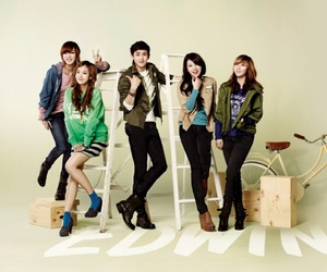 miss a and nickkun image