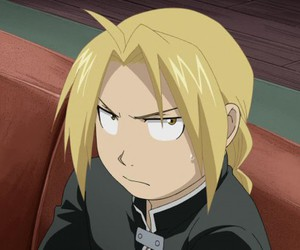 edward, fullmetal alchemist, and fma image