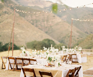 wedding, lights, and party image
