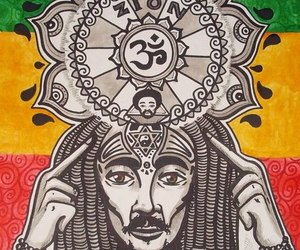 reggae, rasta, and zion image
