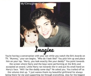 1d, imagines, and Harry Styles image