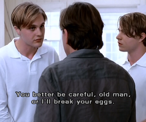 funny games, horror, and michael pitt image