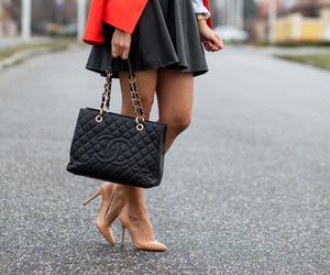 fashion, chanel, and chanel bag image