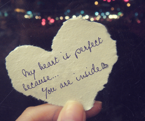 love, heart, and perfect image