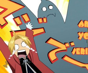 al, fullmetal alchemist, and anime image