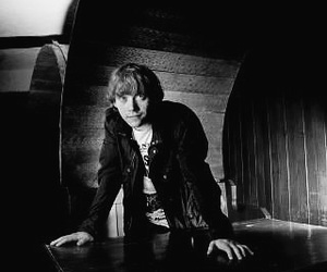black and white, rupert grint, and harry potter image
