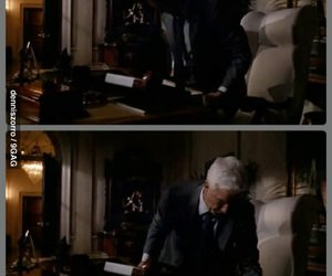 bingo, leslie nielsen, and naked gun image