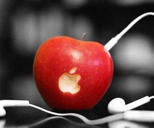 apple, music, and photo image