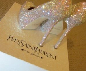 brillant, fashion, and shoes image
