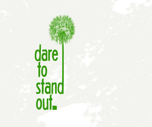 dare, flower, and text image