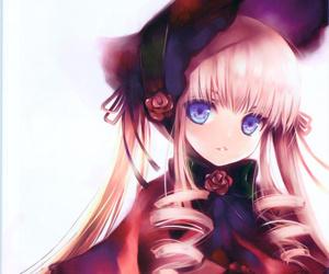 anime girl, shinku, and blue eyes image