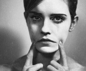 emma watson, emma, and sad image