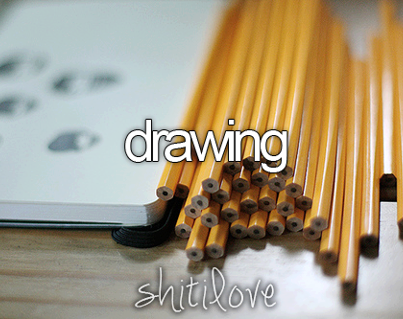 drawing, pencil, and love image