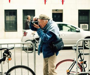 street photography and bill cunningham image
