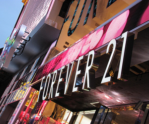 forever 21, shop, and clothes image