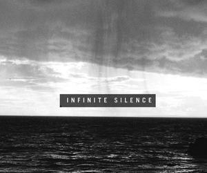 infinite silence image