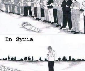 syria and war image