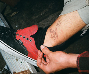 joint, skate, and vans image