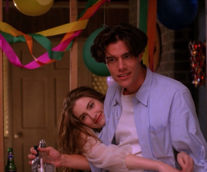 couple and Twin Peaks image
