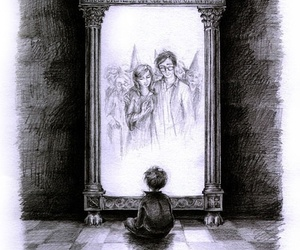 harry potter and mirror image