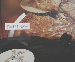 tigers jaw and pizza image