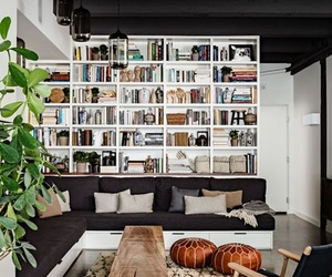 books, książki, and room image
