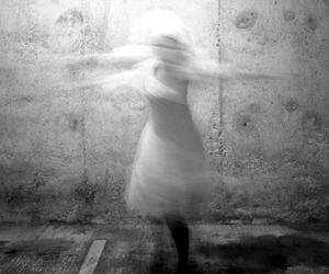 insubstantial, photography, and francesca woodman image