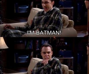 how i met your mother, OMG, and the big bang theory image